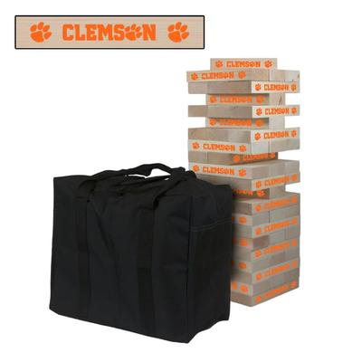 Clemson Giant Gameday Tower Game