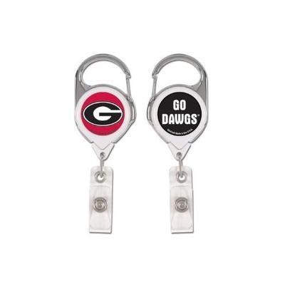 Georgia Badge Reel Premium