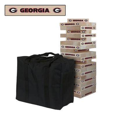 Georgia Bulldogs Giant Gameday Tower Game