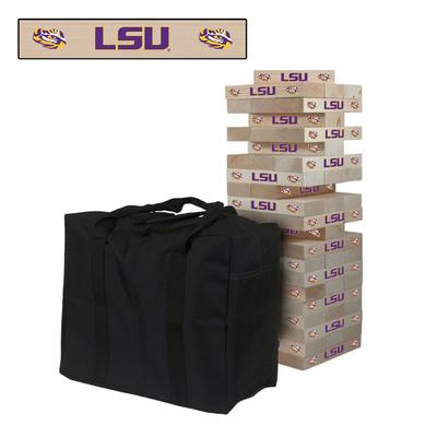 LSU Giant Gameday Tower Game