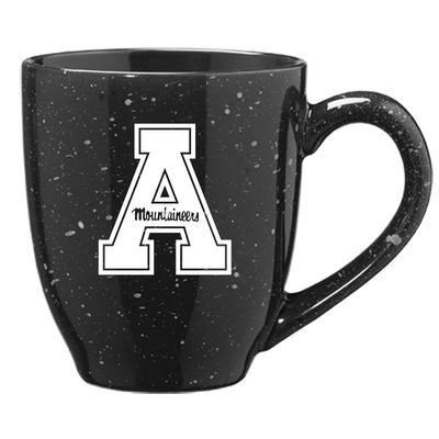 Appalachian State Speckled Mug