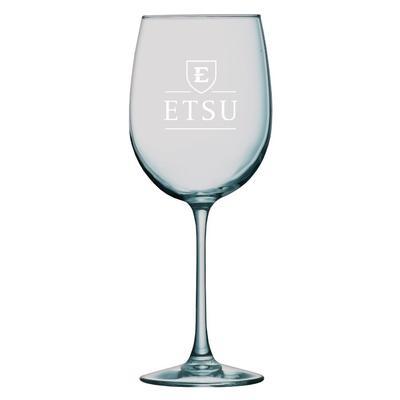 ETSU 16 oz Sanctuary Wine Glass