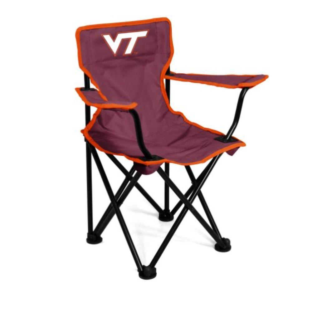 Virginia Tech Logo Brands Toddler Chair