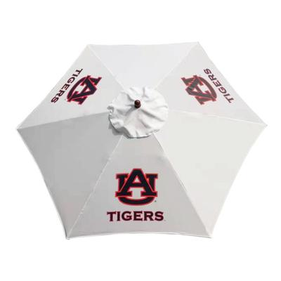 Auburn Steel Dark Ash Patio Umbrella