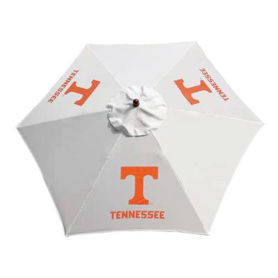 Tennessee Steel Dark Ash Patio Umbrella