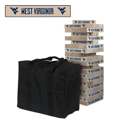 West Virginia Mountaineers Giant Gameday Tower Game
