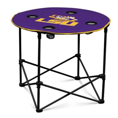 LSU Logo Brands Table