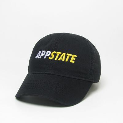 Appalachian State Legacy Toddler Arch App State Twill Adjustable Hat