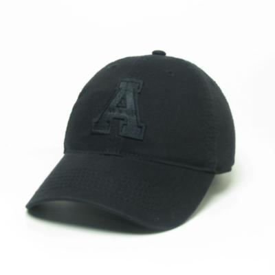 Appalachian State Legacy Men's Tonal A Logo Twill Adjustable Hat