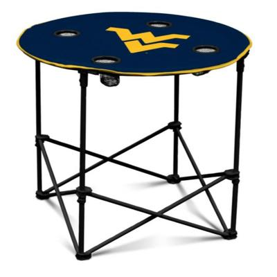 West Virginia Logo Brands Table
