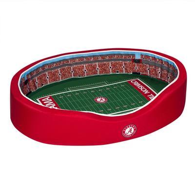 Alabama Stadium Spot MEDIUM Dog Bed
