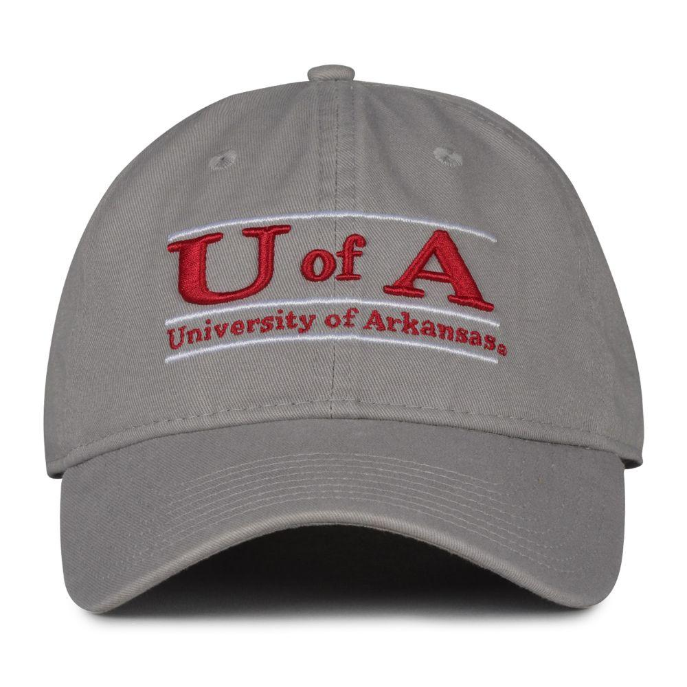 Arkansas The Game ' U Of A ' Bar Adjustable Hat