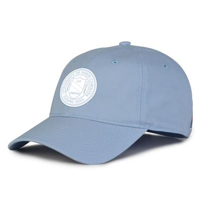 UNC The Game School Seal Twill Adjustable Hat