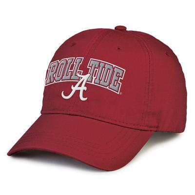 Alabama The Game Roll Tide Slide Adjustable Hat