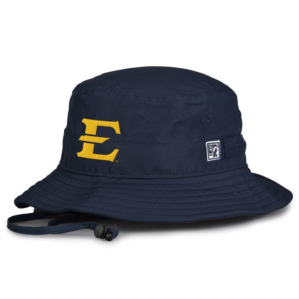 Etsu The Game Etsu Logo Drawcord Bucket Hat