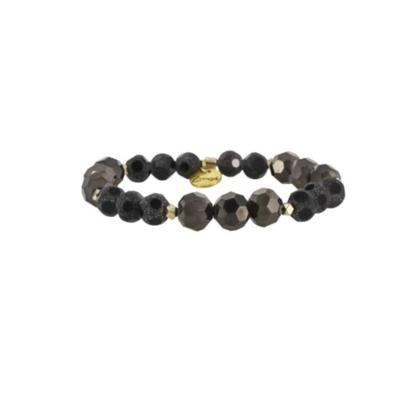 Erimish Gold Collins Stackable Bracelet