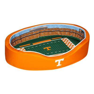 Tennessee Stadium Spot SMALL Dog Bed