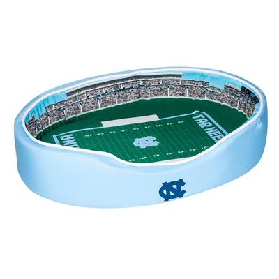 UNC Stadium Spot SMALL Dog Bed