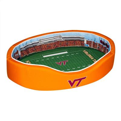 Virginia Tech Stadium Spot SMALL Dog Bed