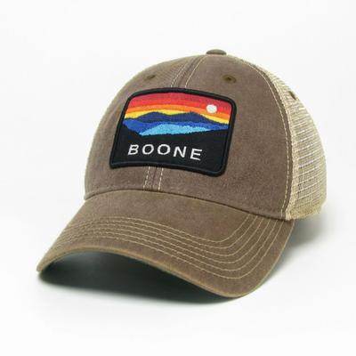 Legacy Men's Boone Horizon Landscape Adjustable Hat