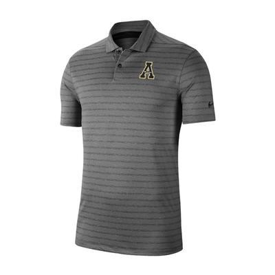 Appalachian State Nike Vapor Stripe Polo