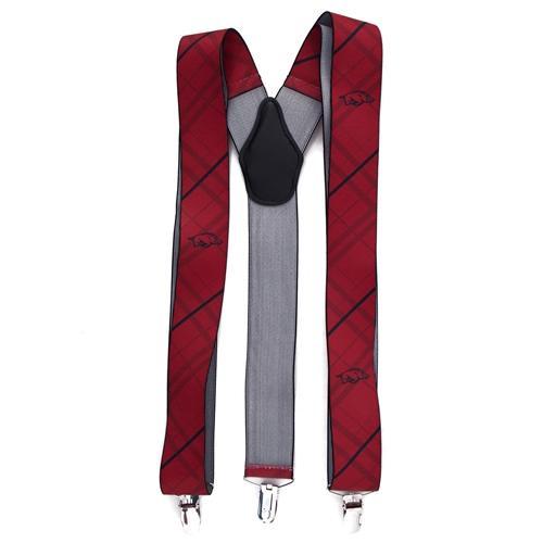 Arkansas Oxford Stripe Suspenders