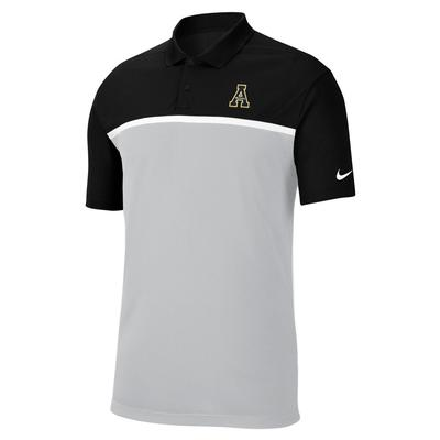 Appalachian State Nike Victory Colorblock Polo
