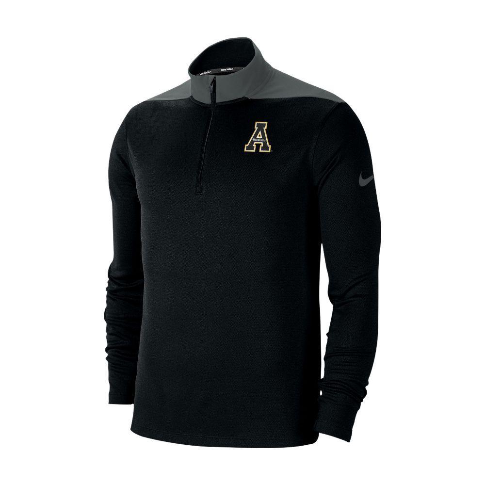 Appalachian State Nike Dri- Fit 1/4 Zip Pullover