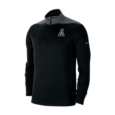 Appalachian State Nike Dri-FIT 1/4 Zip Pullover