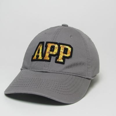 Appalachian State Legacy Tie Dye Twill Adjustable Hat