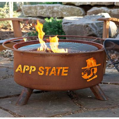 Appalachian State Fire Pit