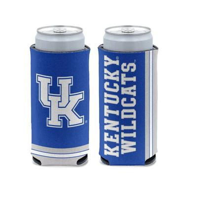 Kentucky 12 oz Slim Can Hugger