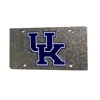 Kentucky Glitter UK License Plate