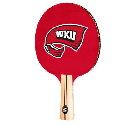 Western Kentucky Table Tennis Paddle