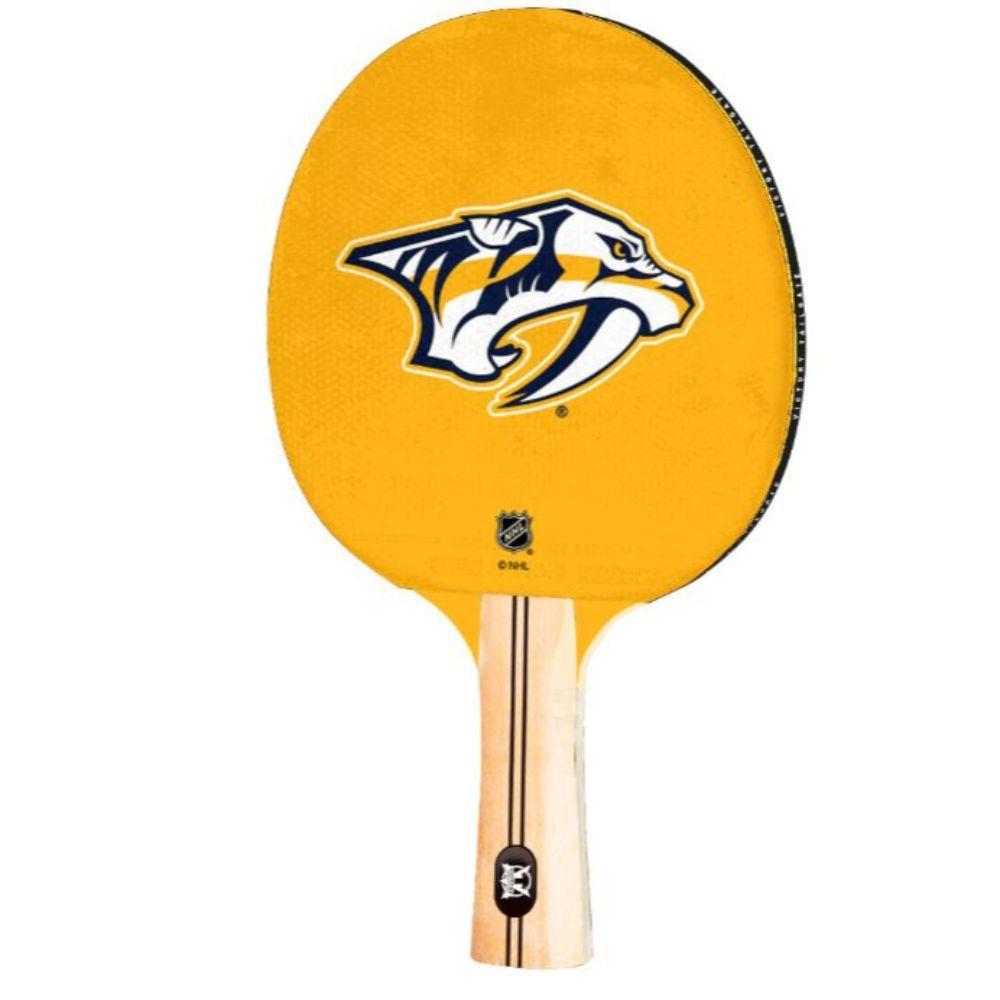 Nashville Predators Table Tennis Paddle