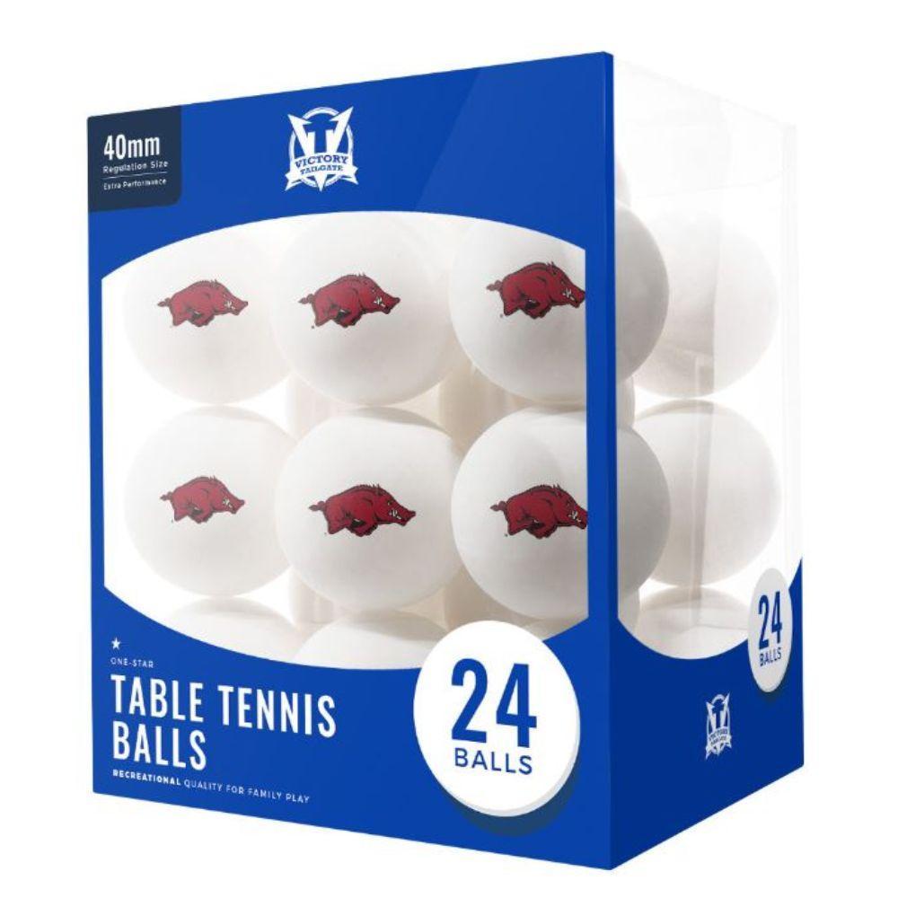 Arkansas Table Tennis Balls