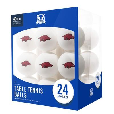Arkansas Table Tennis Balls