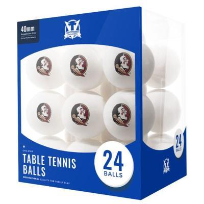 Florida State Table Tennis Balls