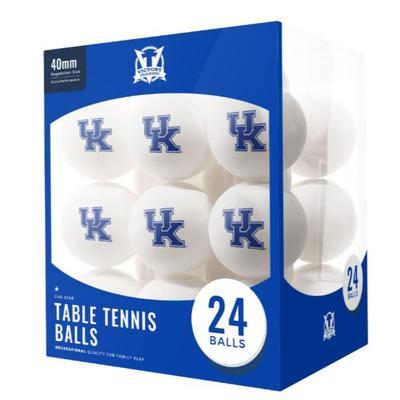 Kentucky Table Tennis Balls