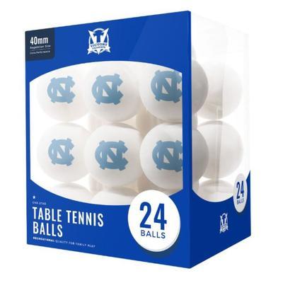 UNC Table Tennis Balls