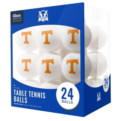 Tennessee Table Tennis Balls