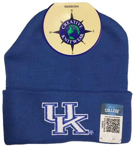 Kentucky Baby Knit Cap
