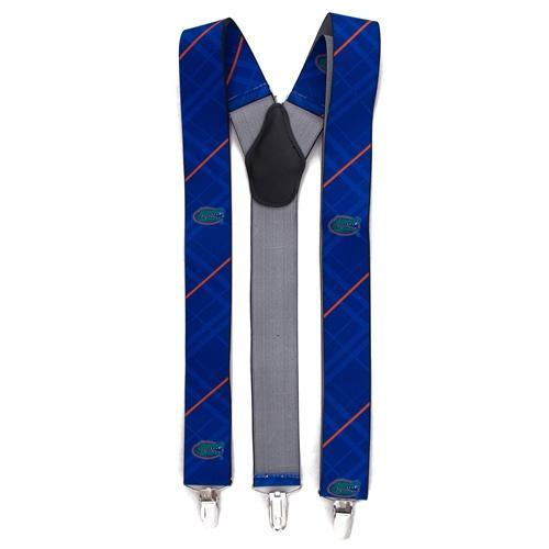 Florida Oxford Stripe Suspenders