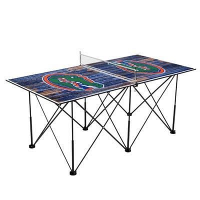 Florida Pop-Up Portable Table Tennis Table