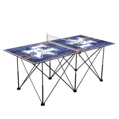 Kentucky Pop-Up Portable Table Tennis Table