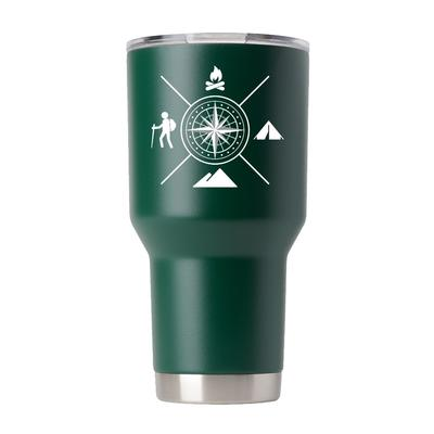 Boone State 30 oz Compass Tumbler
