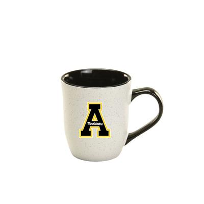Appalachian State 16 oz Granite Ceramic Mug