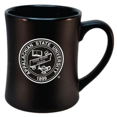 Appalachian State Seal Etched Mug