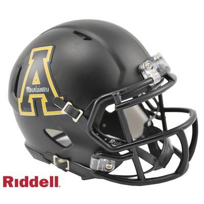 Appalachian State Riddell Mini Helmet