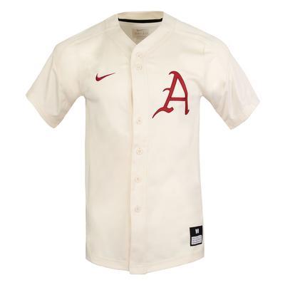 Arkansas Nike Men's Replica Baseball Jersey